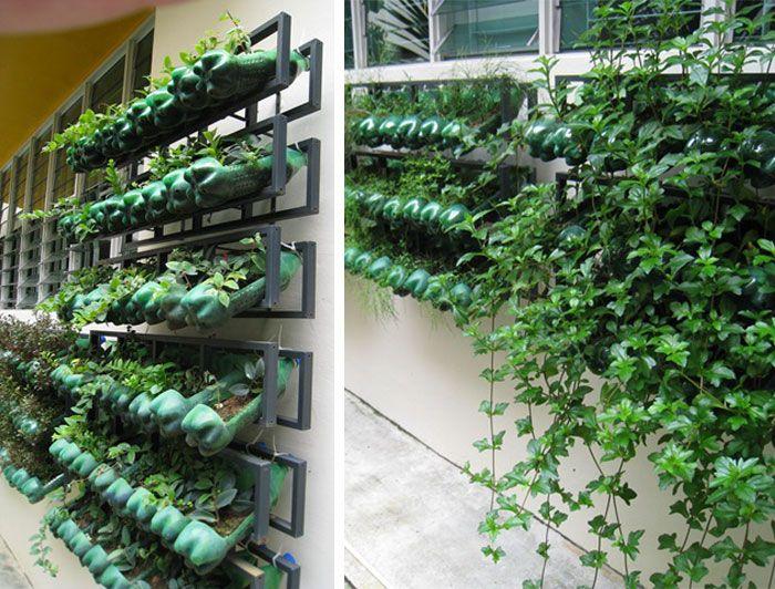 15 Creative Diy Vertical Garden Ideas