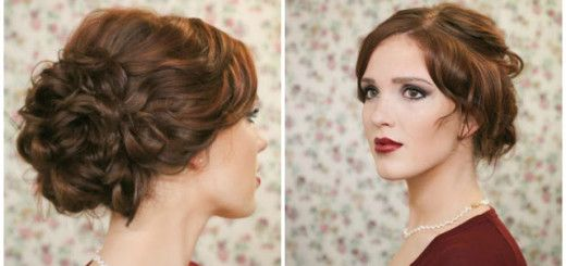 Quick And Easy Hair Buns 15