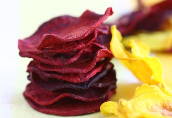 ... Healthy Recipes That Are Alternatives To Potato Chips and French Fries