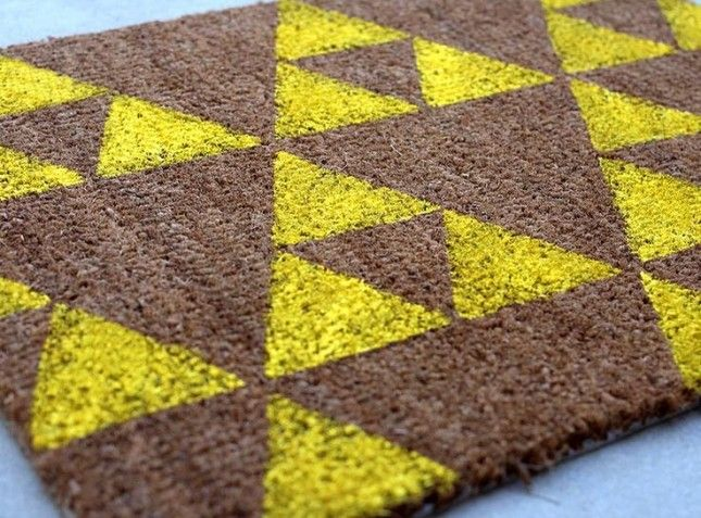 40 amazing rugs that you can make yourself without breaking the bank page 8 list inspired - Geeky welcome mats ...