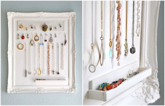 How To Build A Hanging Jewelry Box