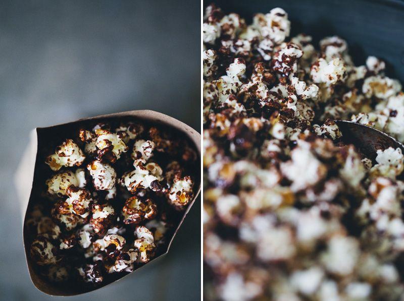 29 Sea Salt & Dark Chocolate Popcorn