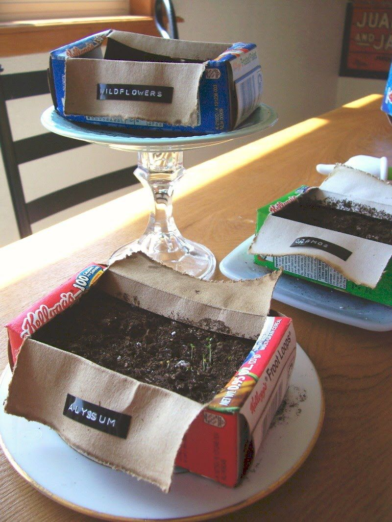 50 things you can make from cereal boxes list inspired for What to make out of cereal boxes