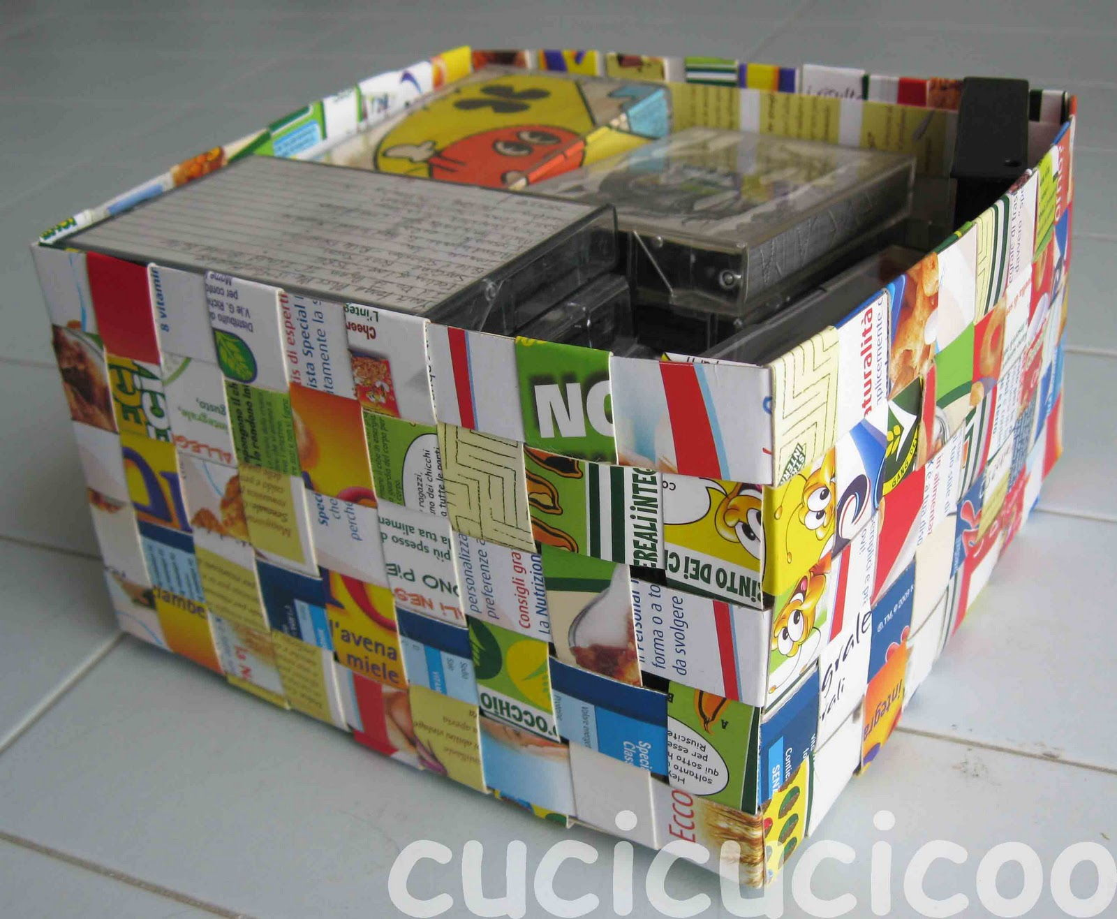 50 things you can make from cereal boxes page 6 list for Useful things to make out of paper
