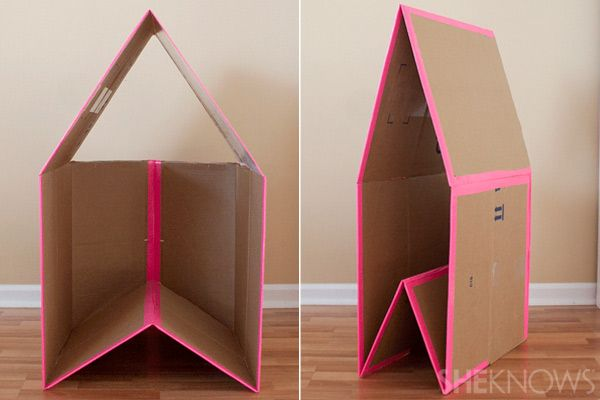 35 things you can make with a cardboard box that will amaze your kids