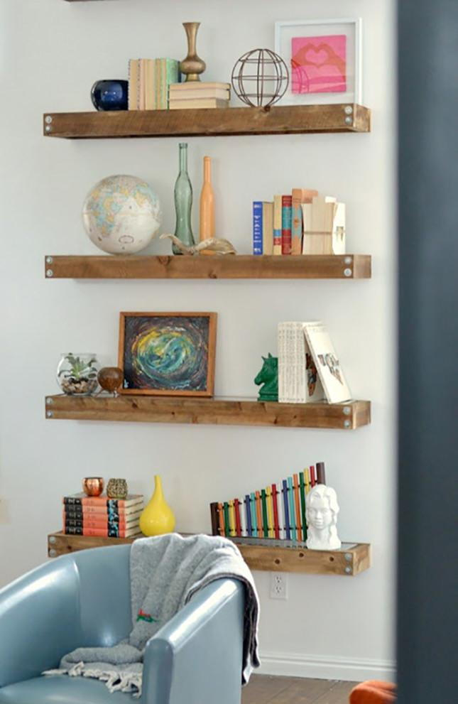 50 Most Creative Ways To Make Your Own Shelves Page 5