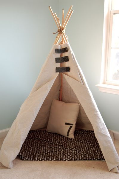 40 amazing teepee diy projects for kids list inspired for Dog tipi diy