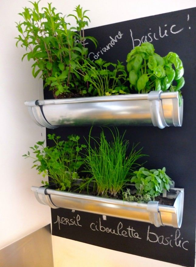 50 Easy and Pretty DIY Indoor Herb Garden Ideas ListInspiredcom