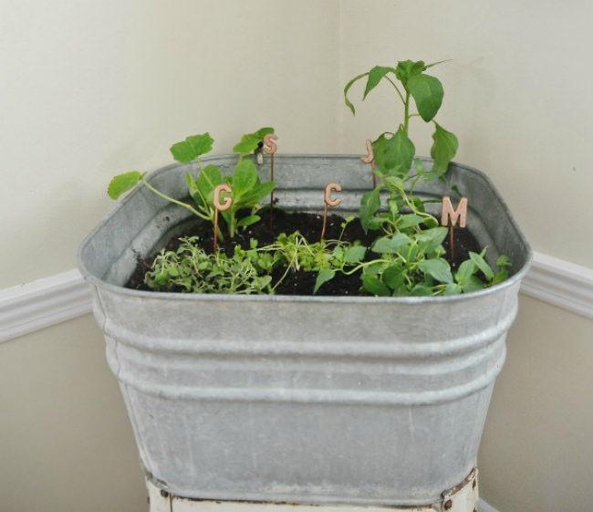 50 Easy and Pretty DIY Indoor Herb Garden Ideas – Page 9 – List ...