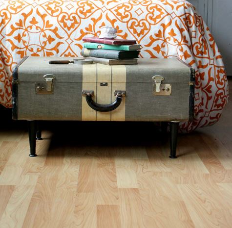 50 creative ways to repurpose and reuse household items list inspired - Repurposing old suitcasescreative ideas ...