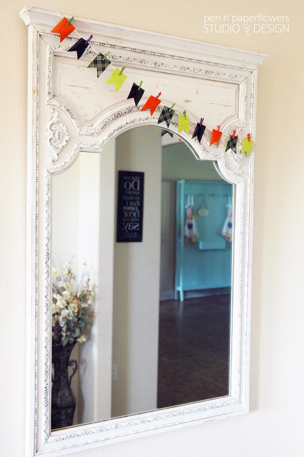 Mini Garland Banners