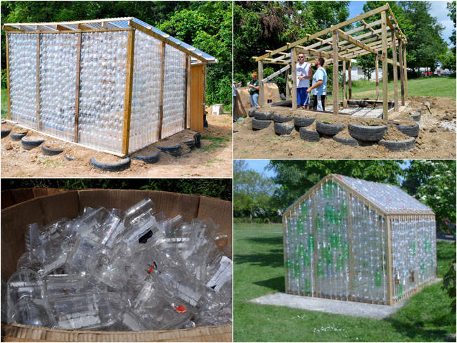 35 great and cheap diy greenhouse projects ideas page 7 for Homemade greenhouse plastic