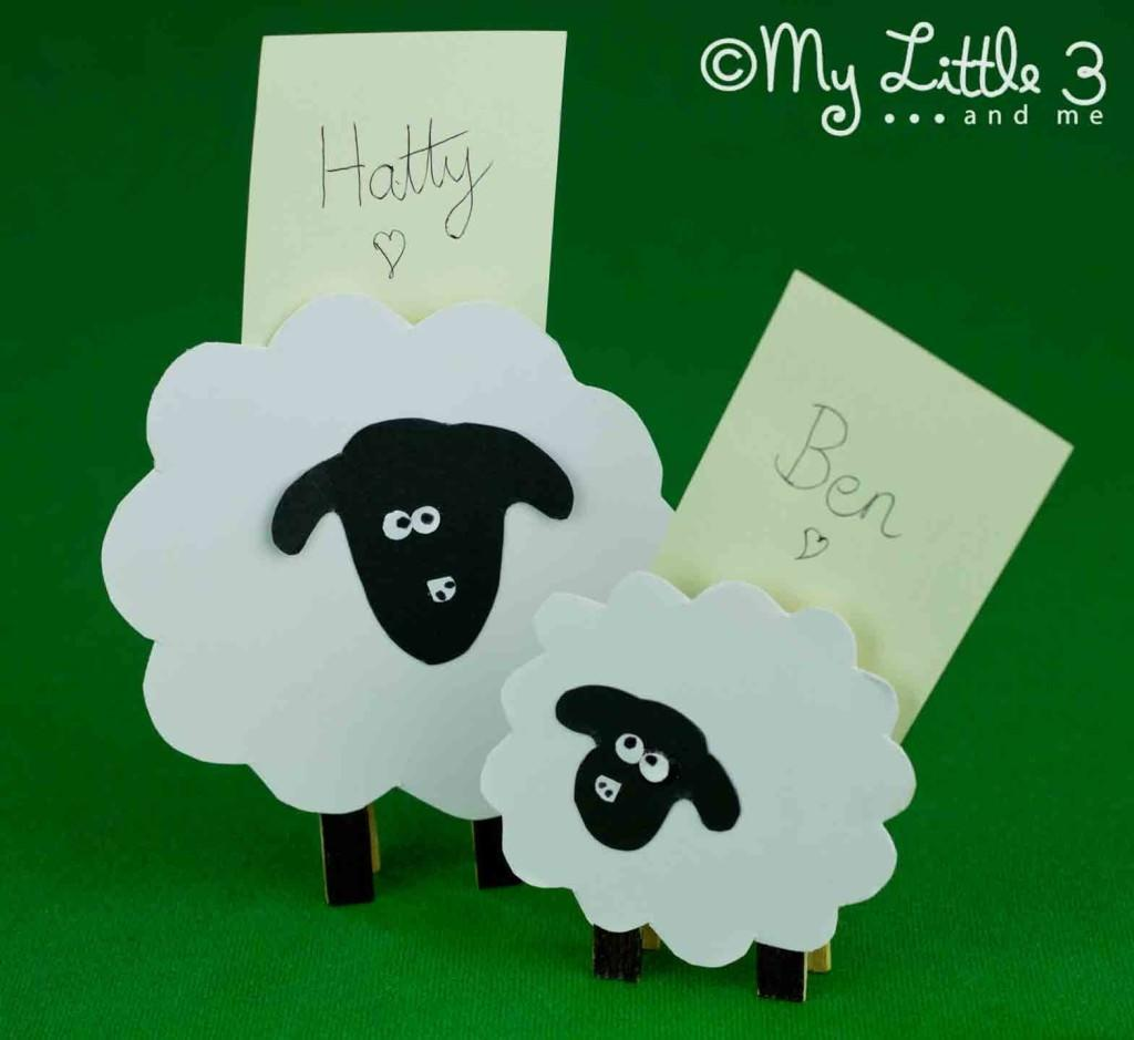 50 cute lamb amp sheep crafts projects for the whole family