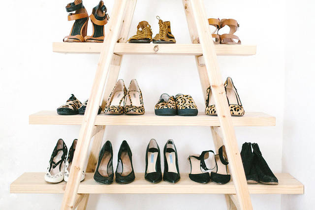40 Ingenious DIY Project Ideas To Organize And Store Your Shoes ListInspire