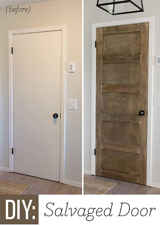 Salvaged Door Upgrade