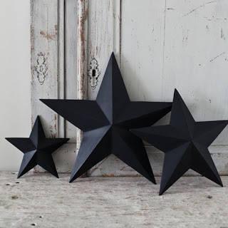 3D Cardboard Stars