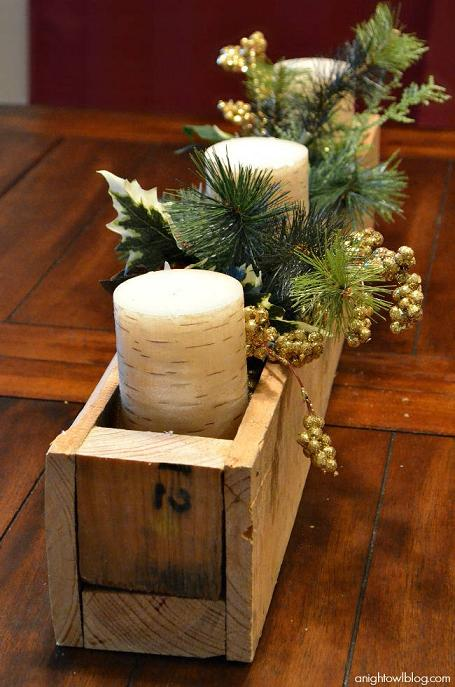 how to make a box out of wooden pallets