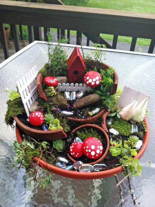 Fairy Garden Magic Fantastical Fairy Garden Ideas The Gang At Flea