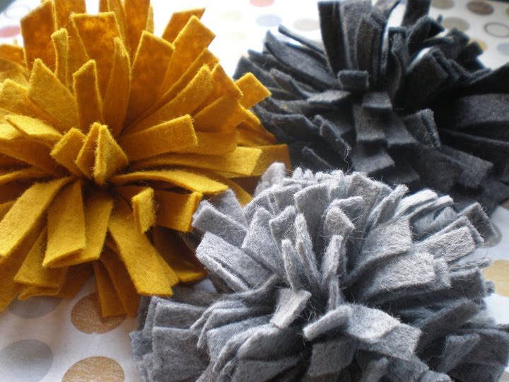 50 Beautiful DIY Felt Flower Craft Ideas You Can Easily ...