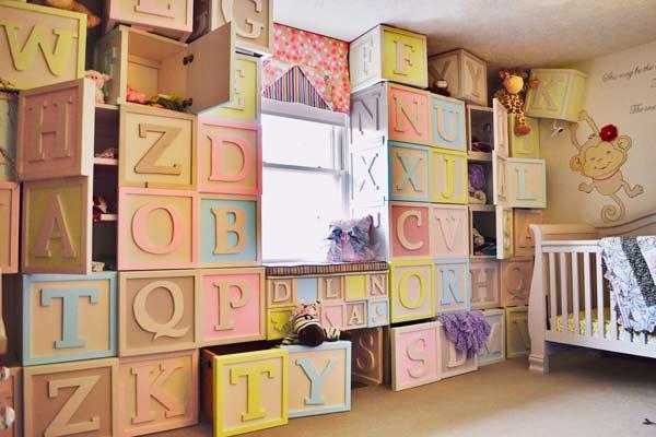 50 easy diy storage ideas to organize kids rooms page - Diy kids room storage ideas ...