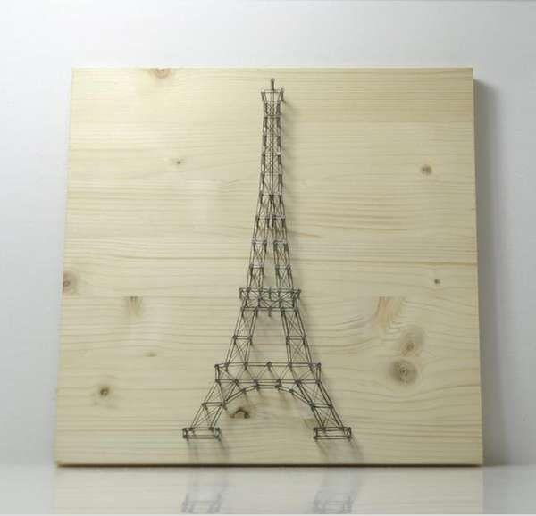 Эйфелева башня своими руками картинки