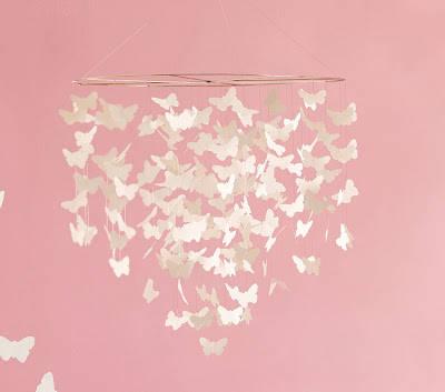 Butterfly Mobile/Chandelier