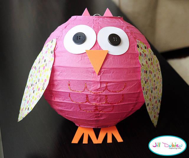 meet the dubiens owl lantern ceramic