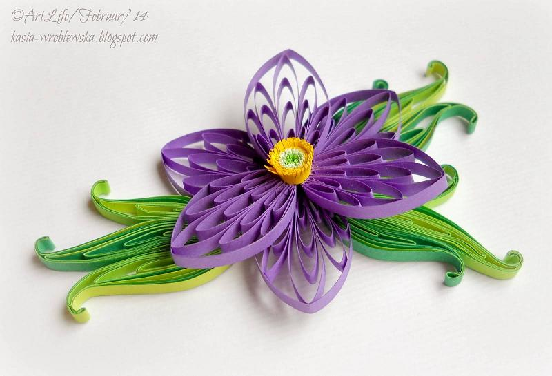 50 Awesome Paper Quilling Craft Ideas and Tutorials - Page 9 - ListInspired.com