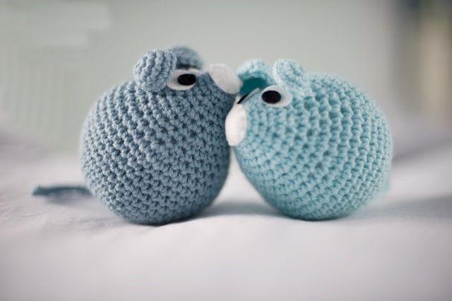 Amigurumi Mouse Free Pattern : 50 Cutest FREE Amigurumi Patterns and Tutorials Page 10 ...