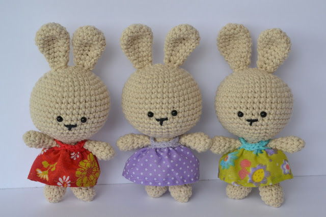 Amigurumi Easter Bunny Free Pattern : 50 Cutest FREE Amigurumi Patterns and Tutorials Page 8 ...
