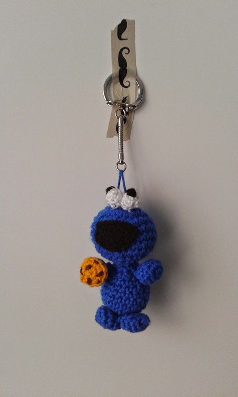 Amigurumi Cookie Monster Pattern : 50 Cutest FREE Amigurumi Patterns and Tutorials Page 9 ...