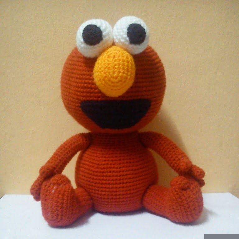 Amigurumi Cookie Monster Free Pattern : 50 Cutest FREE Amigurumi Patterns and Tutorials List ...