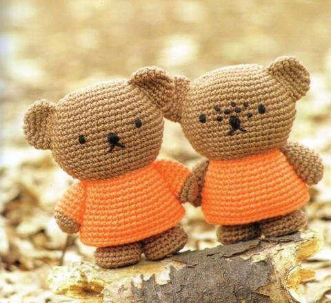 Miffy Amigurumi Crochet Pattern Free : 50 Cutest FREE Amigurumi Patterns and Tutorials ...