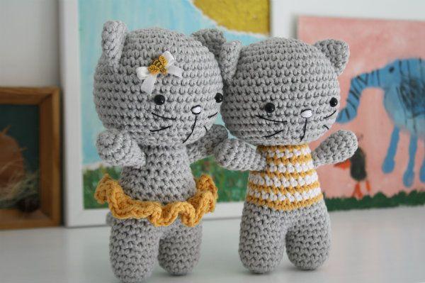 Amigurumi Crochet Animal Patterns Free : 50 Cutest FREE Amigurumi Patterns and Tutorials Page 2 ...