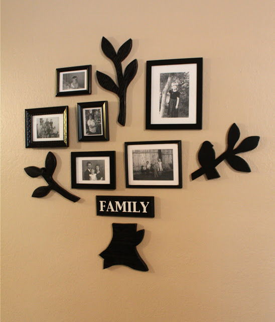 Family Tree Decor For Wall 35 family tree wall art ideas page 2 listinspired | cake decoration