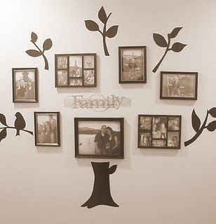 35 Family Tree Wall Art Ideas Page 3
