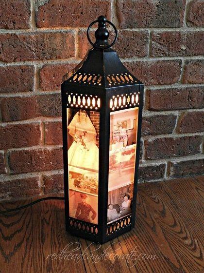 1 photo lantern