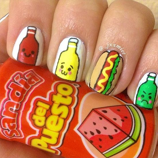 50 Nail Art Ideas That Are Actually Amazing – Listinspired.Com