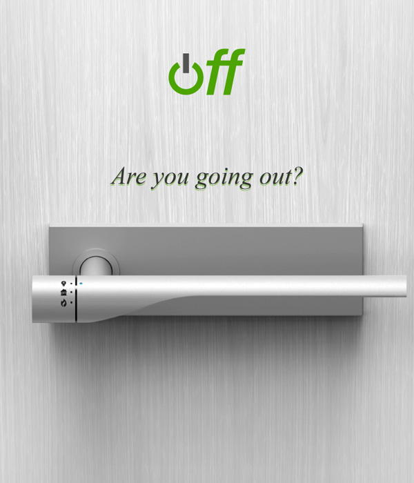 Outta-the-door Reminder