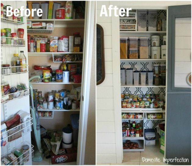 30 ingenious diy project ideas for small spaces page 5 list inspired - Kitchen organization ideas small spaces paint ...