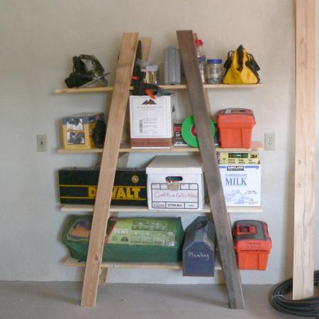 ... DIY Garage Storage and Organization Project Ideas – List Inspired