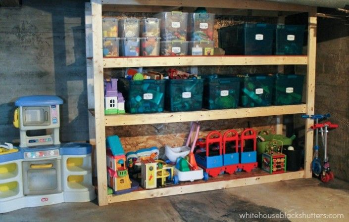 Cute Garage organization Ideas Retail Shelving Collections