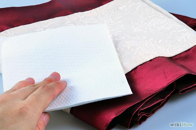 35 awesome hacks for fixing ruined clothes page 2 list for How to remove red wine stain from cotton shirt