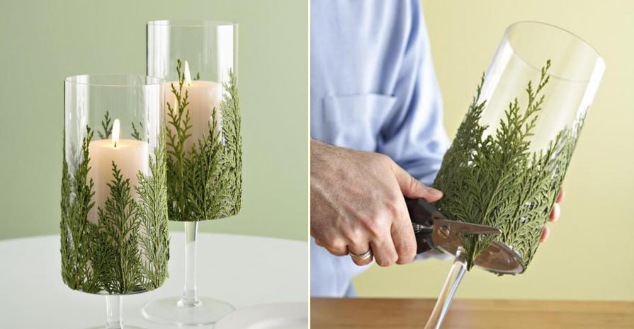 50 Super Easy DIY Christmas Decorations Project Ideas