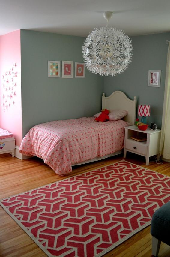 35 sensational girls bedroom makeover ideas - Girls bedroom renovation ideas ...