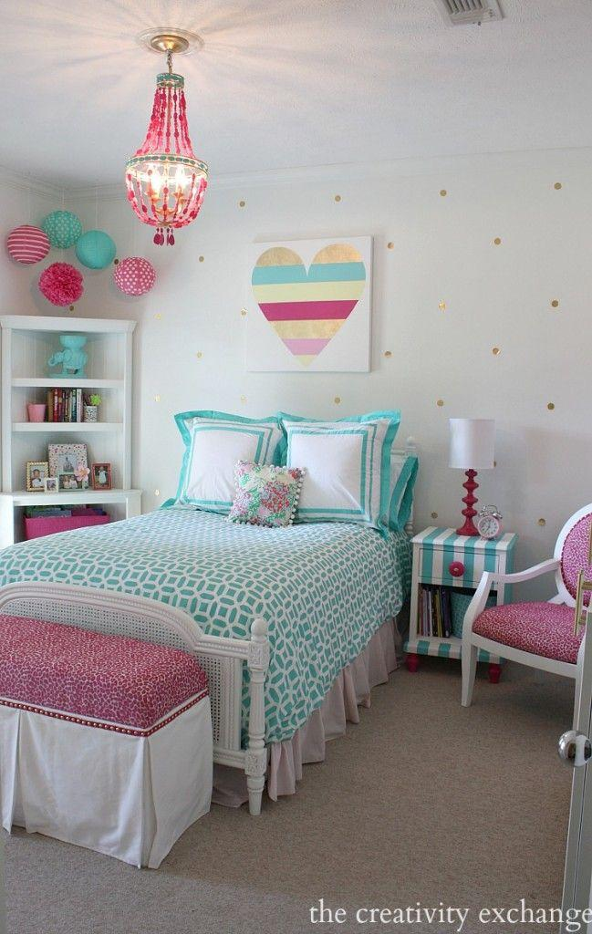 35 sensational girls bedroom makeover ideas page 6 list
