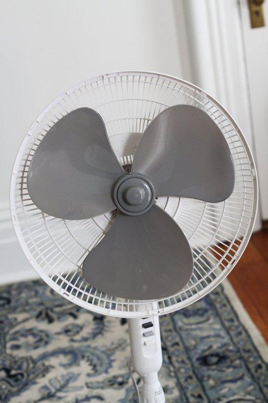 How to Clean an Oscillating Fan