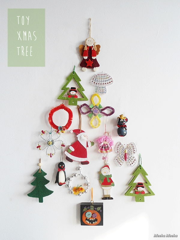 130 Unique Diy Christmas Tree Project Ideas That Anyone