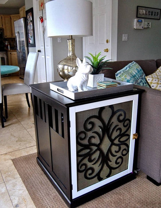 40 Awesomely Unique DIY End Tables Project Ideas and Tutorials RsSFqbhT