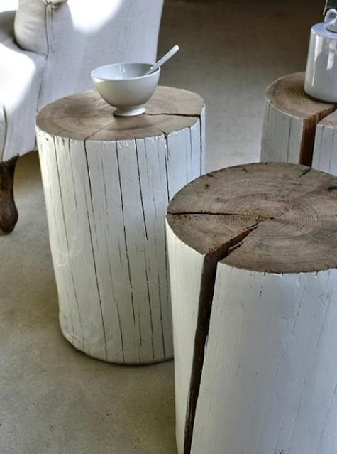 40 awesomely unique diy end tables project ideas and Unique side table ideas